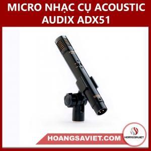 Micro Nhạc Cụ Acoustic Audix ADX51
