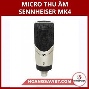 Micro Thu Âm Sennheiser MK4