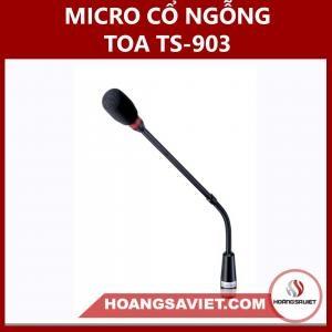 Micro Cổ Ngỗng TOA TS-903