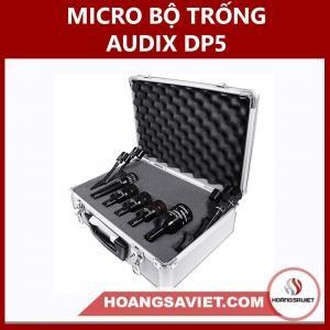 Micro Bộtrống AUDIX DP5