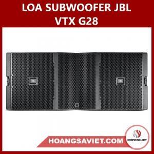 Loa Subwoofer JBL VTX G28 (Hệ Thống âm Thanh Linearray Cao Cấp)