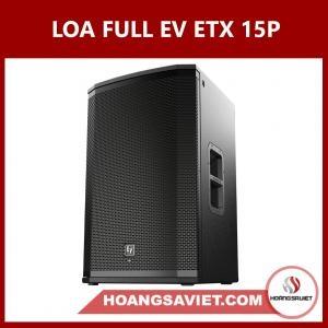 LOA FULL EV ETX 15P