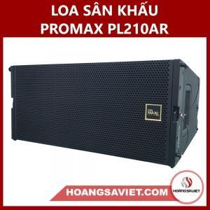 LOA SÂN KHẤU PROMAX PL210AR