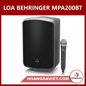 Loa Behringer MPA200BT