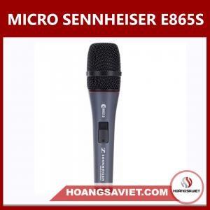 Micro Sennheiser E865S