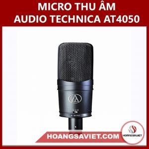Micro Thu Âm Audio Technica AT4050