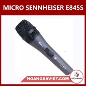 Micro Sennheiser E845S