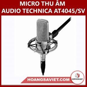 Micro Thu Âm Audio Technica AT4047/SV