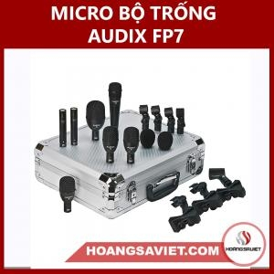 Micro Bộ Trống AUDIX FP7