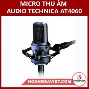 Micro Thu Âm Audio Technica AT4060