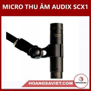 Micro Thu Âm Audix SCX1