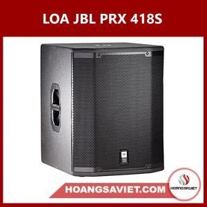 Loa JBL PRX 418S (Loa Hội Trường, Tiệc Cưới)
