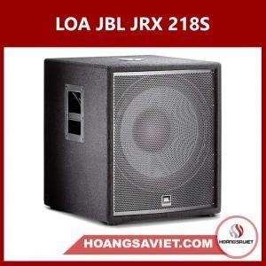 Loa JBL JRX 218S (Loa Hội Trường)
