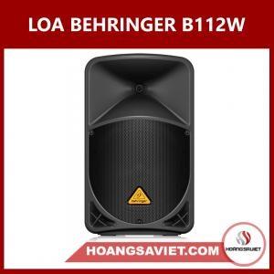 Loa Behringer B112W