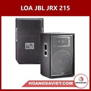 Loa JBL JRX 215 (Loa Hội Trường)