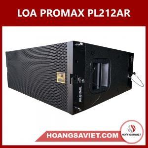 Loa Sân Khấu Promax PL212AR (2020)