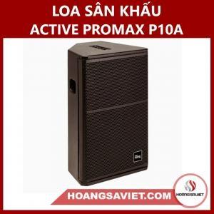 Loa Sân Khấu Active Promax P10A