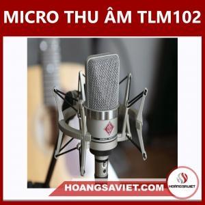 Micro Thu Âm TLM102