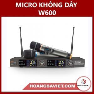 Micro Không Dây W-600