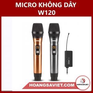 Micro Không Dây W-100 W-120