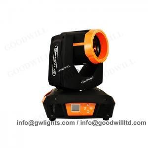 Đèn Moving Head Beam EC 15R 330 3IN1 MÀU VÀNG ĐEN