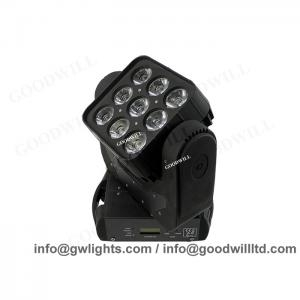 Đèn Moving Head Led Matrix 3X3X15W