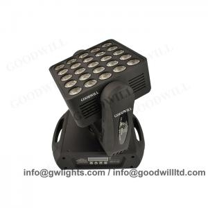 Đèn Moving Head Led Matrix 5X5X15W