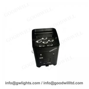 Đèn Par Led 6X4IN1 Battery SỬ DỤNG PIN
