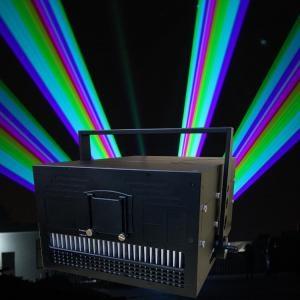 Đèn Laser Sân Khấu RGB 20W (Laze)