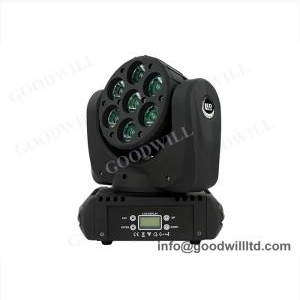 Đèn Moving Head Led 7X15W 4IN1