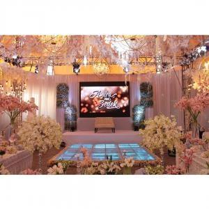 Màn Hình LED Tiệc Cưới P3 Trong Nhà (Indoor)