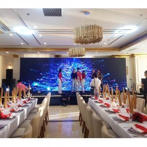 Màn Hình LED Tiệc Cưới P2.5 Trong Nhà (Indoor)