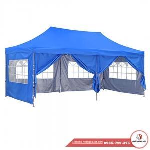 Nhà Lều Di Động 3x6m (Khung Nhôm)