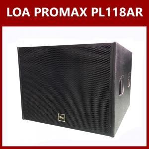 Loa Sân Khấu Active Subwoofer Promax P118A