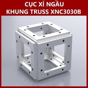 Cục Xí Ngầu Khung Truss 6 Mặt XNC3030B