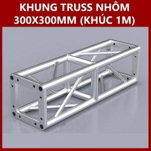 Khung Truss 300x300mm (Khúc 1.0m) VS3030B_1m