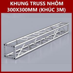 Khung Truss 300x300mm (Khúc 3.0m) VS3030B_3m