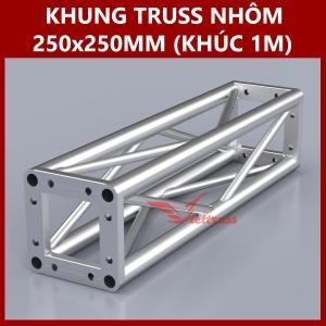 Khung Truss 250x250mm (Khúc 1.0m) VS2525B_1.0m