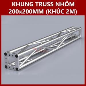 Khung Truss 200x200mm (Khúc 2.0m) VS2020B_2.0m