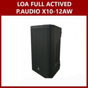 Loa Full P.audio X10-12AW Liền Công Suất Actived