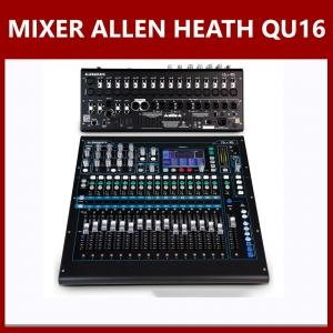Bàn Mixer Allen Heath QU 16