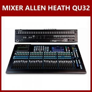 BÀN DIGITAL MIXER ALLEN HEATH KỸ THUẬT SỐ QU 32